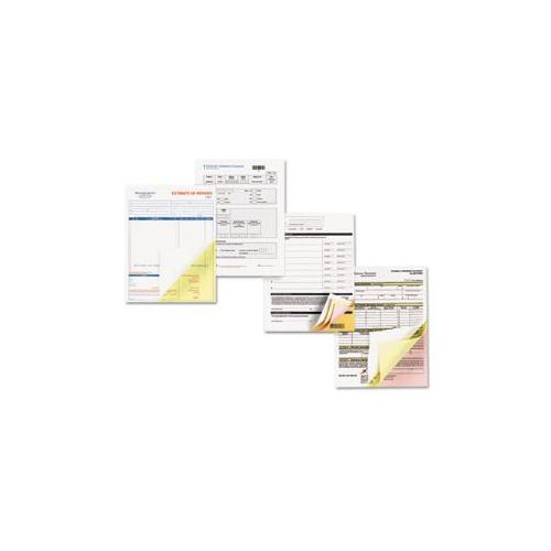 Premium Digital Carbonless Paper, 8-1/2 x 11, Pink/Canary/White, 1,670 Sets