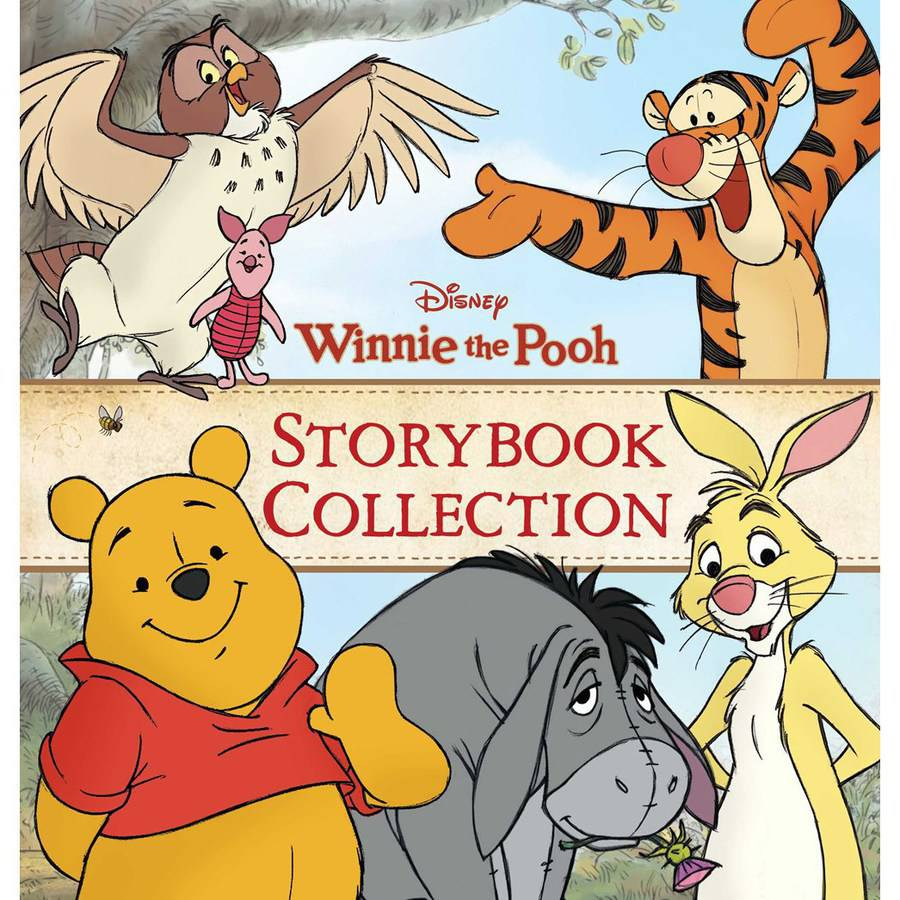 Winnie the Pooh Storybook Collection
