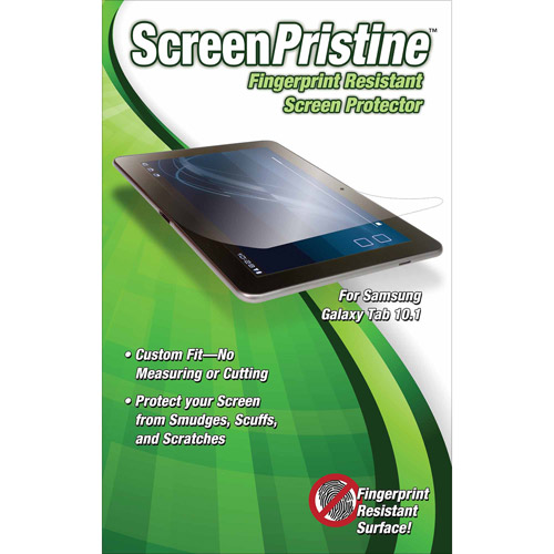 PC Treasure 08128 ScreenPristine FPR Screen Protector for Galaxy 10.1