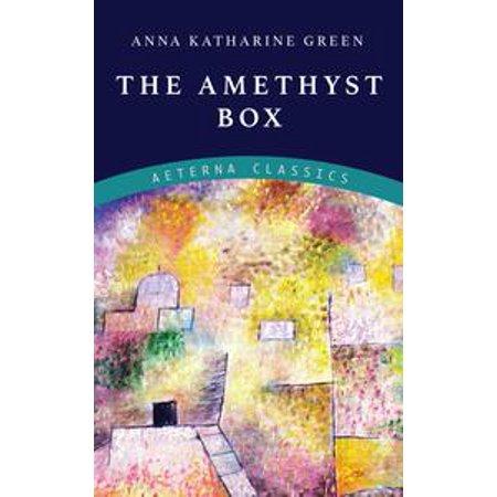 The Amethyst Box - eBook