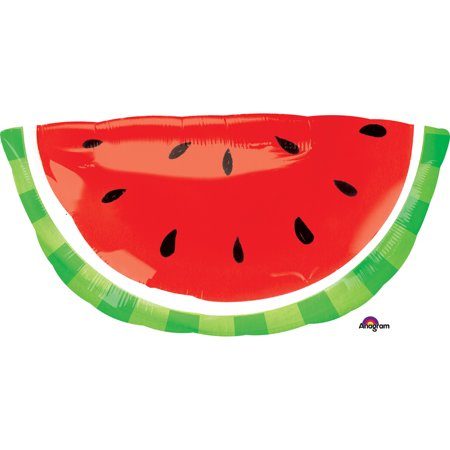 Ripe Watermelon Shaped 32