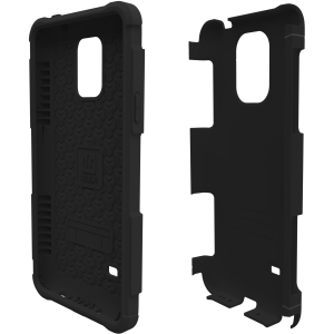 Trident Systems Aegis Case for Samsung Galaxy Note 4 - Black