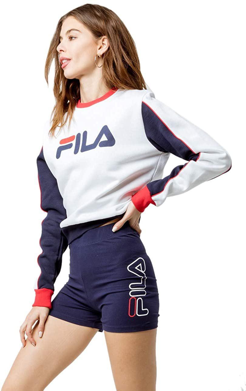 Fila Beatriz High-Waist Bike Shorts