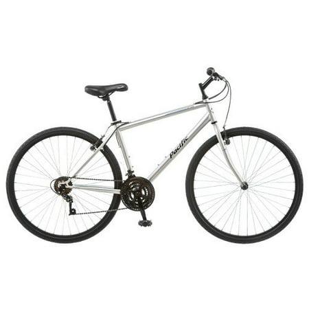 Bicycle Hybrid (Pacific 700C Men's Bryson Hybrid Bike Bicycle -)