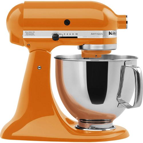 Kitchenaid Ksm150pstg 5 Qt Artisan Series Stand Mixer
