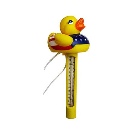 Jed Pool Tools Inc 20-206 Floating Thermometer Assorted Designs