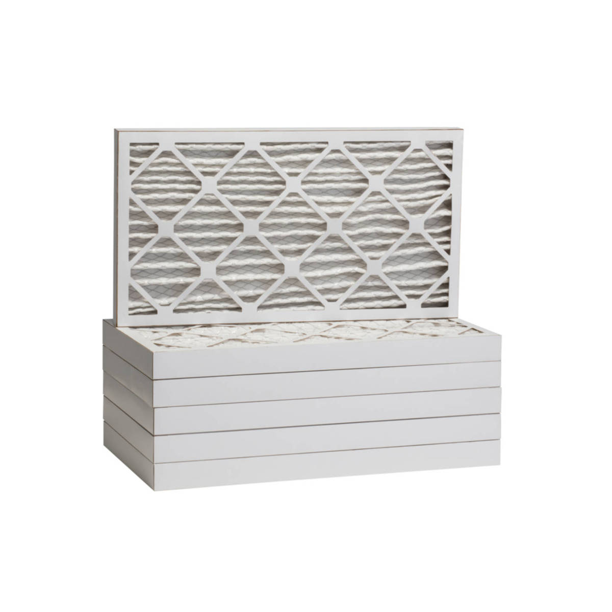 Tier1 Replacement for 16x24x2 Merv 13 Ultimate Air Filter / Furnace Filter 6 Pack