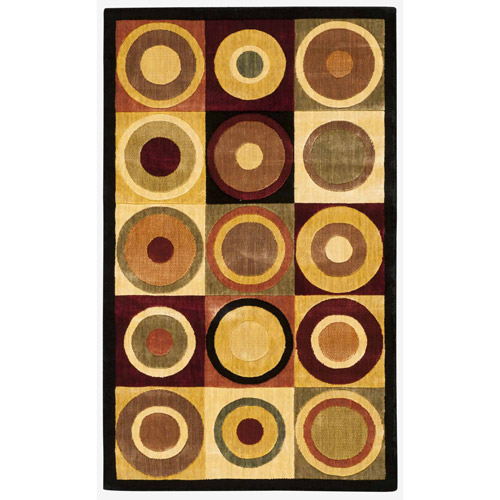Nourison Parallels Collection Rug