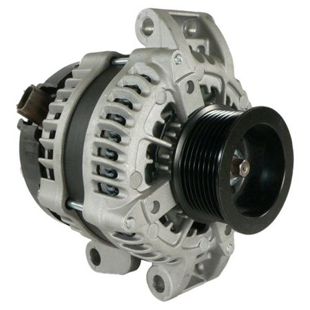 DB Electrical AND0456 New Alternator For 6.4L 6.4 Ford F Series Pickup Diesel 08 09 10 2008 2009 2010, F450 Super Duty 08 09 10 2008 2009 2010 ND021080-0240 ND104210-6103 7C3T-10300-EE VDN12001201-A 6 Series Alternator