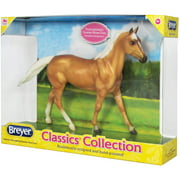Breyer Classics Palomino Thoroughbred Quarter Horse Cross by Breyer