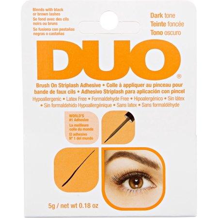 Duo Dark Brush on Adhesive 0.18 oz (Pack of - Brush Duo Pack
