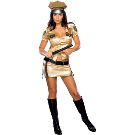 Morris Costumes Womens Tv & Movie Characters Reno 911 Costume XS, Style RU888754XS
