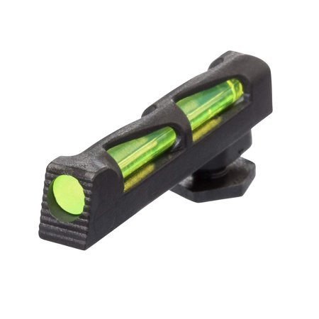 GL2014 Glock Interchangeable LITEWAVE Front Handgun Sight, Fits: all Glock models including 41 and 42. .080 inch diameter litepipe By