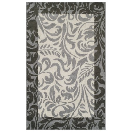 - Superior Verdure Collection with 6mm Pile and Jute Backing, Moisture Resistant and Anti-Static Indoor Area Rug