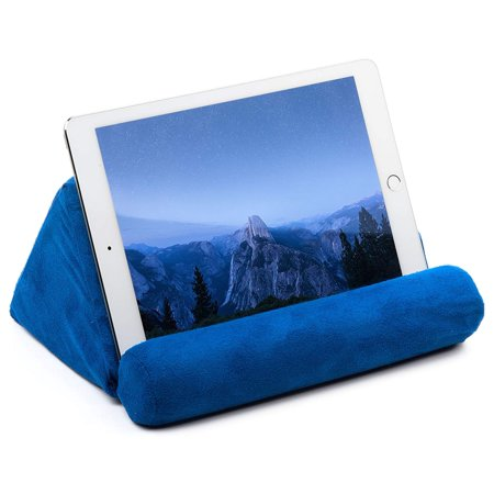 Tablet Pillow For Galaxy Or  IPad Microfiber Mini Tablet Holder Sofa Stand (Best Ipad Engraving Ideas)