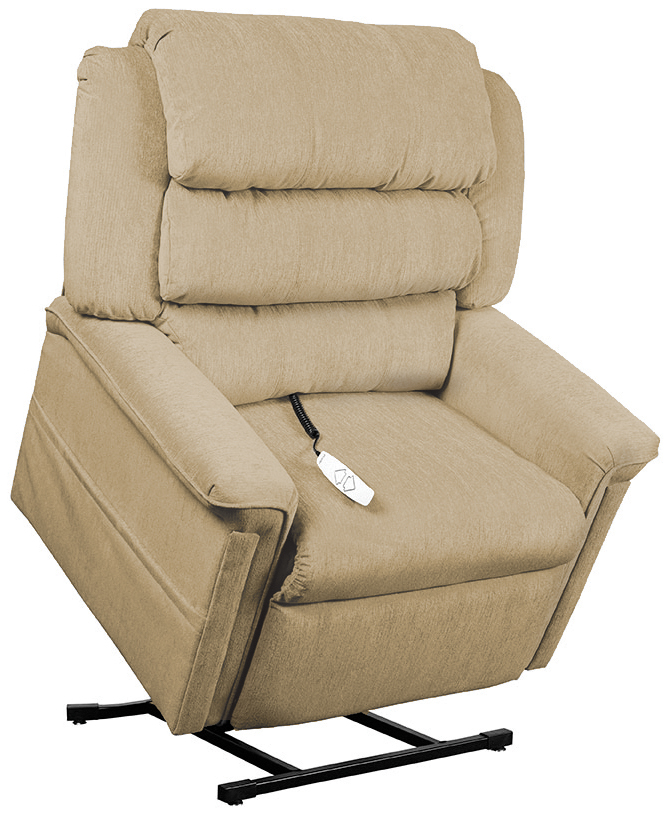 Mega Motion Carson NM1450 Electric Lift Chair Recliner By Mega Motion    Camel (inside Delivery