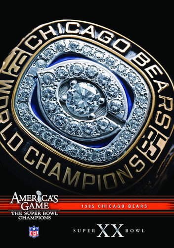 NFL America's Game: Chicago Bears Super Bowl XX (DVD) by CINEDIGM