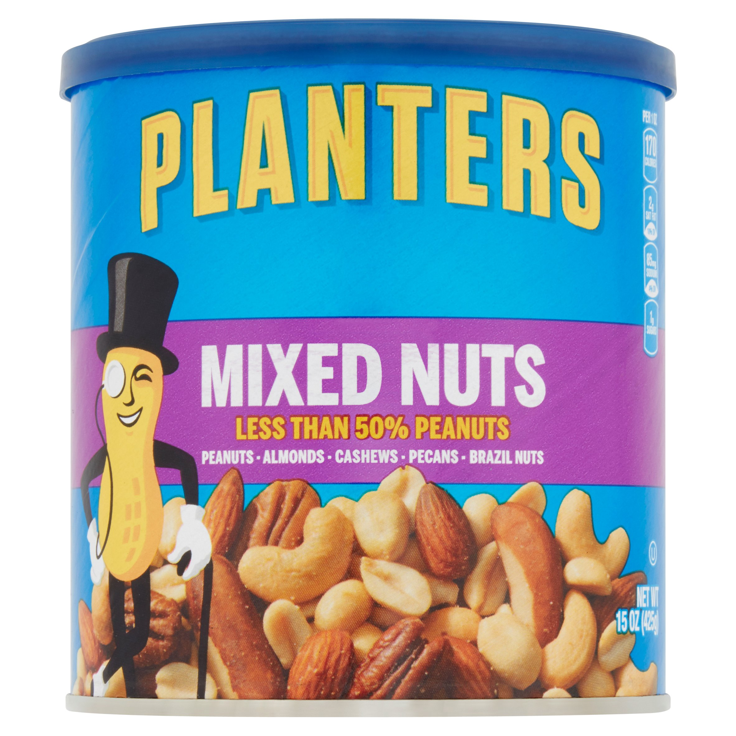 Planters Mixed Nuts 15oz