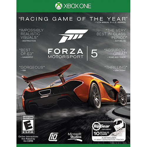 Forza 5 Game of the Year Edition (Xbox One)