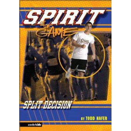Split Decision - eBook