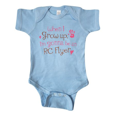 Future Girls RC Flyer Infant Creeper