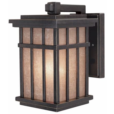 Dolan Designs 9140 Craftsman / Mission 1 Light Outdoor Wall Sconce from the Free