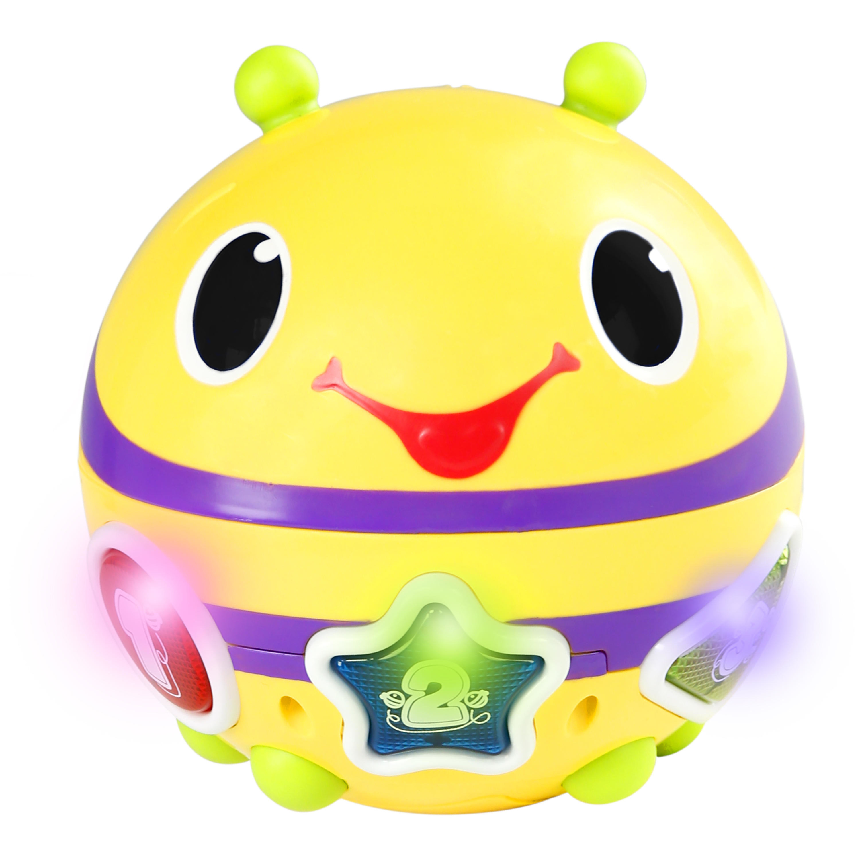 Bright Starts Roll & Chase Bumble Bee
