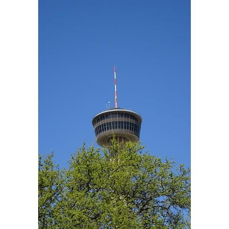 LAMINATED POSTER Usa San Antonio Tower Landmark Texas City America Poster Print 24 x 36 (San Antonio City)