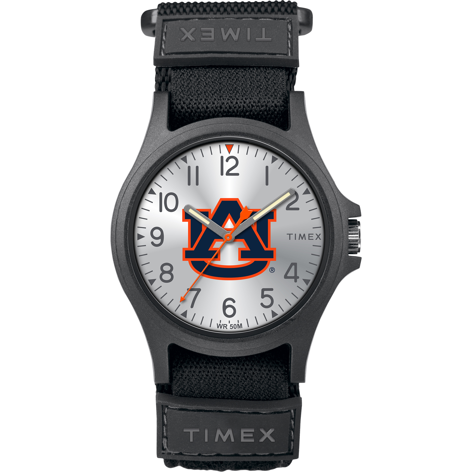 Timex - NCAA Tribute Collection Pride Men's Watch, Auburn University Tigers