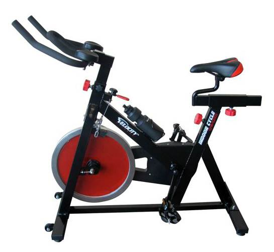 Stationary Bike with 18 KG flywheel