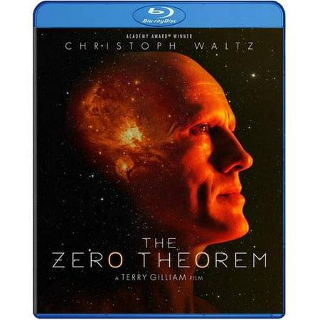 The Zero Theorem  Blu Ray