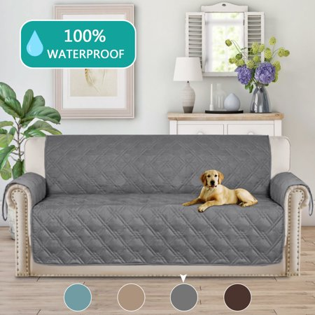 Miraculous Microfiber Sofa Cover 3 Seat Couch Protector Water Resistant Dailytribune Chair Design For Home Dailytribuneorg