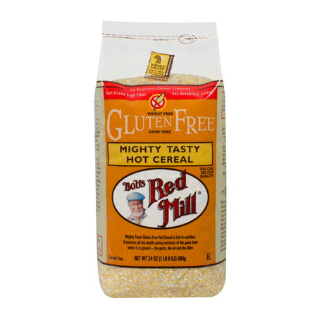 Bobs Red Mil Gluten Free Mighty Tasty Hot Cereal, 24 (Mighty Tasty Hot Cereal)
