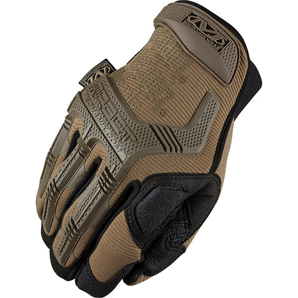 M-Pact Coyote Glove, Impact Protection, Large