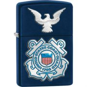 Zippo 28681 Navy Matte US Coast Guard Lighter
