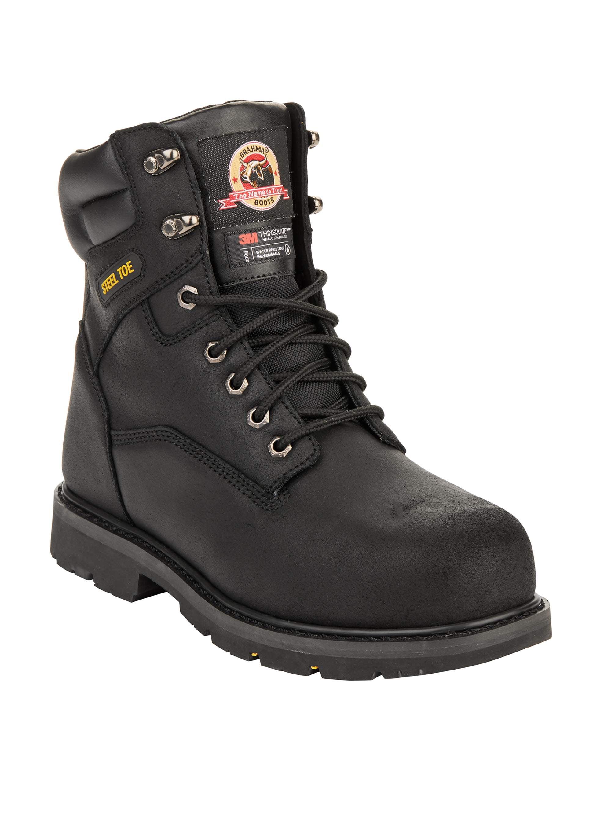 Iron Tough II Steel Toe Boot