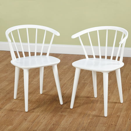 Florence Dining Chair Set Of 2 Walmart Com