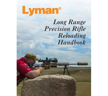 Lyman Long Range Precision Rifle Reloading Handbook by