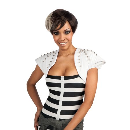 Adult Rihanna Two Tone Wig Rubies 52595