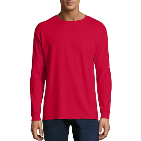 Men's Premium Beefy-T Long Sleeve T-Shirt, up to - Champ Football T-shirt