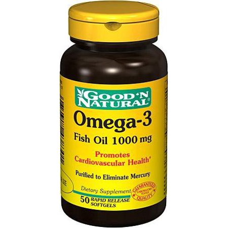 Omega 3 natural fish oil 1000 mg good 39 n natural 50 for Fish oil 1000 mg