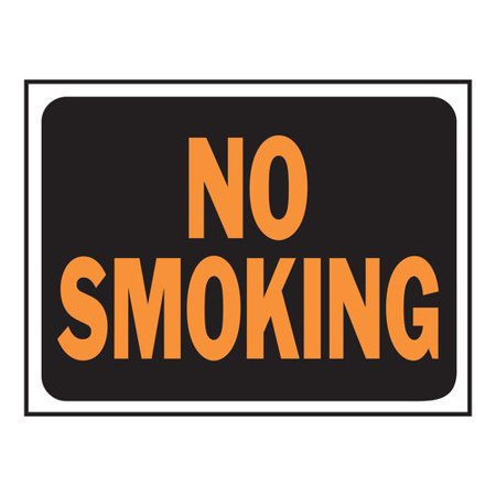 9X12 NO SMOKING SIGN