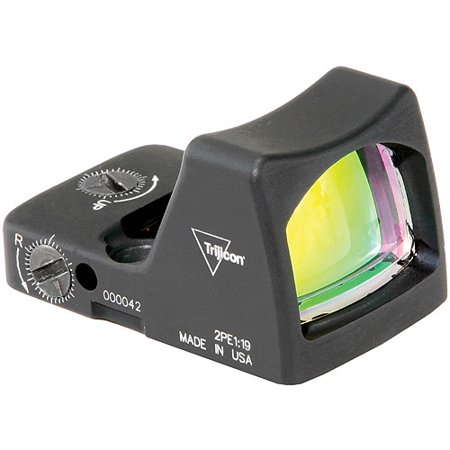 Trijicon Optics Electronic Sights Reflex Rm01 Trijicon Rmr Led 1X Magnification
