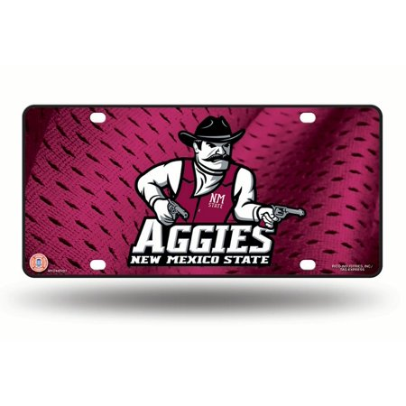 New Mexico State Aggies Metal License - New Mexico State Aggies Seal
