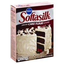 Flours & Meals: Pillsbury Softasilk Cake Flour
