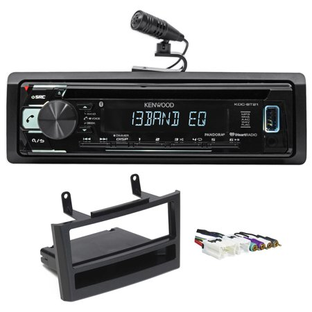 Kenwood Bluetooth Receiver Stereo Android Aux Mp3 For 2000 2003 Nissan Maxima