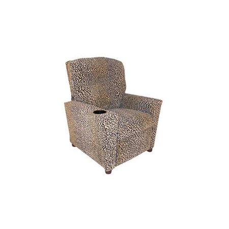 Dozydotes Child Theater Recliner Chair With Cup Holder