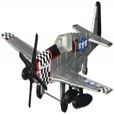 Mustang Wing (Hot Wings P-51 Mustang Connectible Runway Vehicle)
