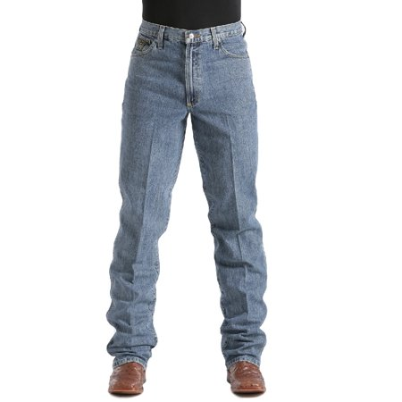 Cinch Western Denim Jeans Mens Green Label Relaxed MB90530001