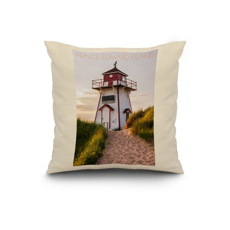 Prince Edward Island Covehead Lighthouse and Dune Lantern Press Photog